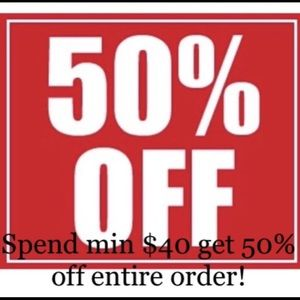 Dresses & Skirts - 50% off SALE!